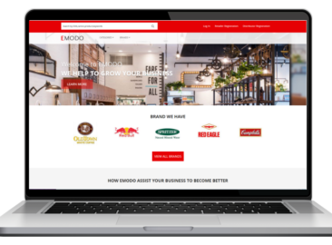 AdsMunch Web Design Malaysia | Our Web Application Development for FMCG Distributor