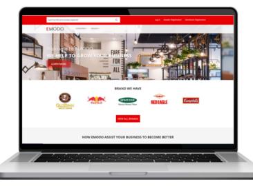 AdsMunch Web Design Malaysia | Our Web Application Development for FMCG Distributor