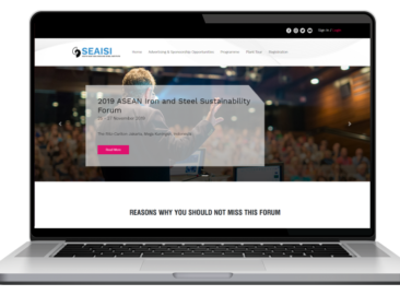 AdsMunch Web Design Malaysia | Our Web Application Development a Steel Association