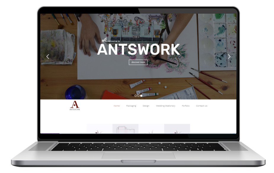 Adsmunch Web Design Malaysia | Our work for packaging design provider